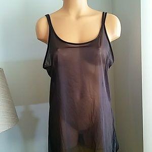 Victoria's Secret see through nightgown